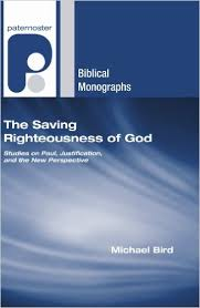 Saving Righteousness